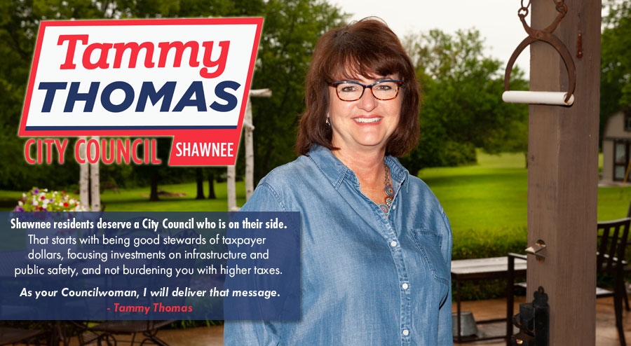 Tammy Thomas for Shawnee City Council